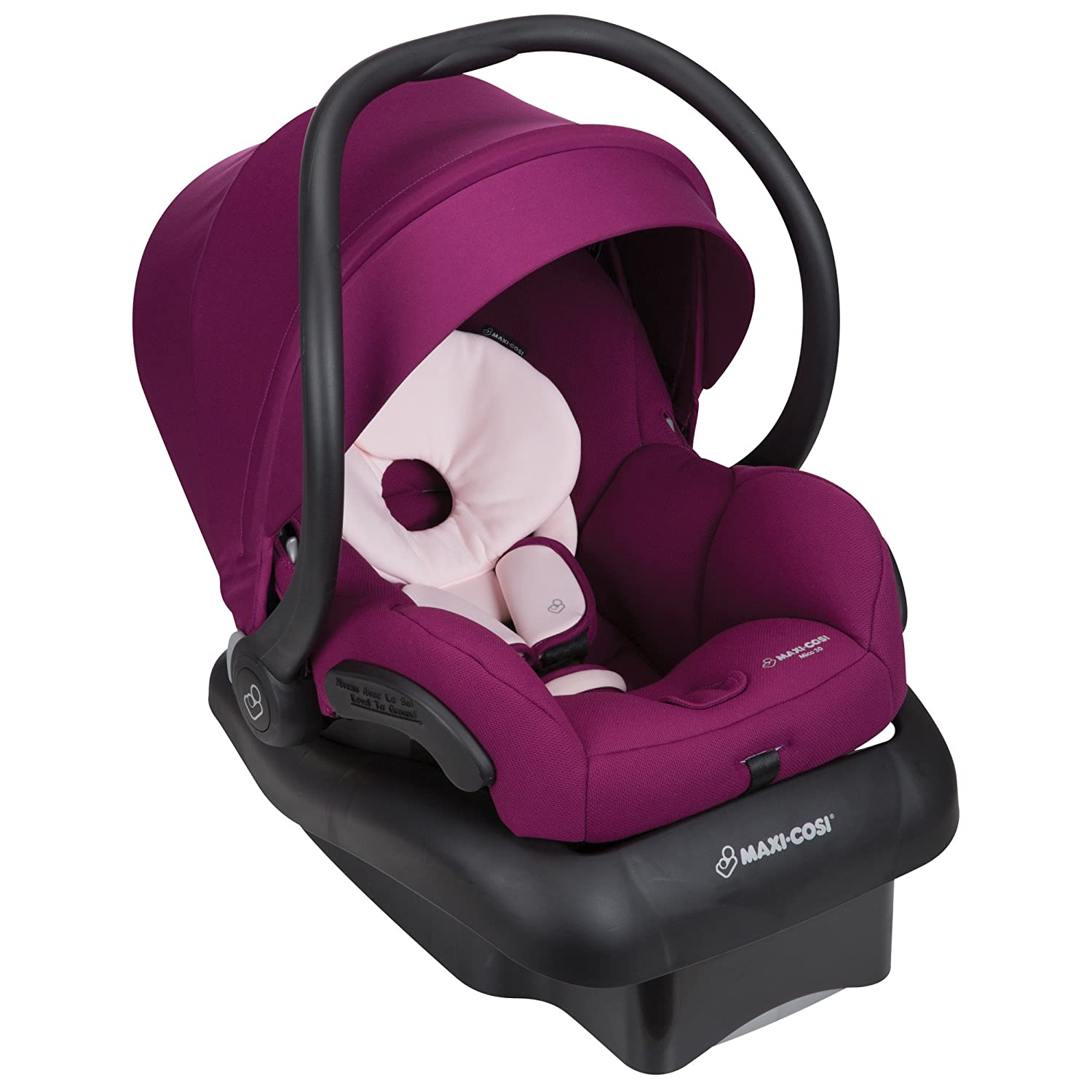 Maxi-Cosi Mico 30 Infant Car Seat, Violet Caspia Dorel Juvenile Group-CA IC301ETR