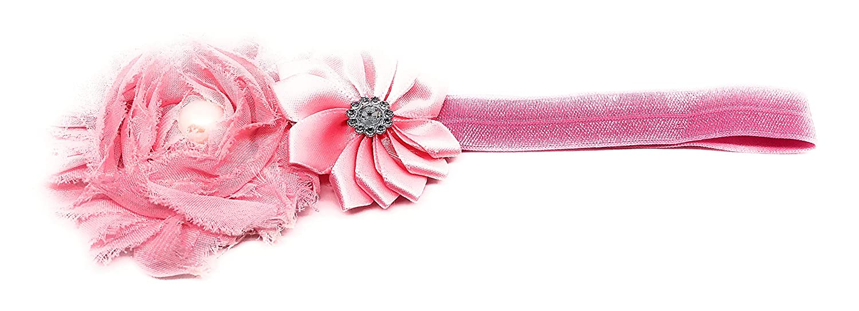 Amazon Chicky Chicky Bling Bling Girls Light Pink Flowers Soft