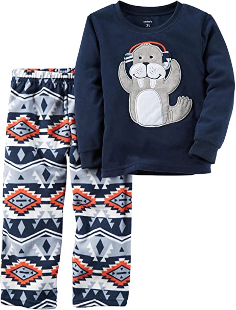Carters Boys 2 Pc Fleece 347g178
