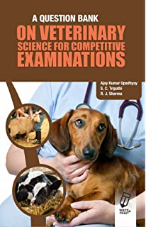 Buy Objective and Short Answer Questions in Veterinary
