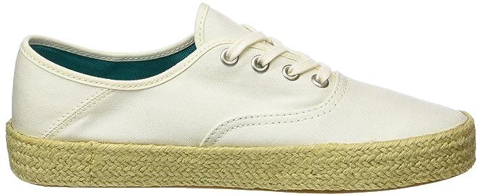 Vans Damen Wm Authentic ESP Sneakers, Elfenbein (Marshmallow
