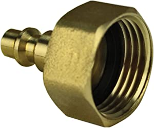 Quick Products QP-QCBPGF Each Air Compressor Irrigation (Connect Blow Out Fitting Female)