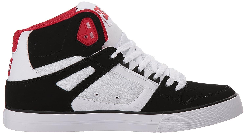 DC scarpe Uomo Pure WC Hi Top Top Top scarpe bianca 456fa3