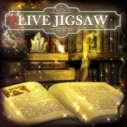 The Storyteller Jigsaw (Story Jigsaw)