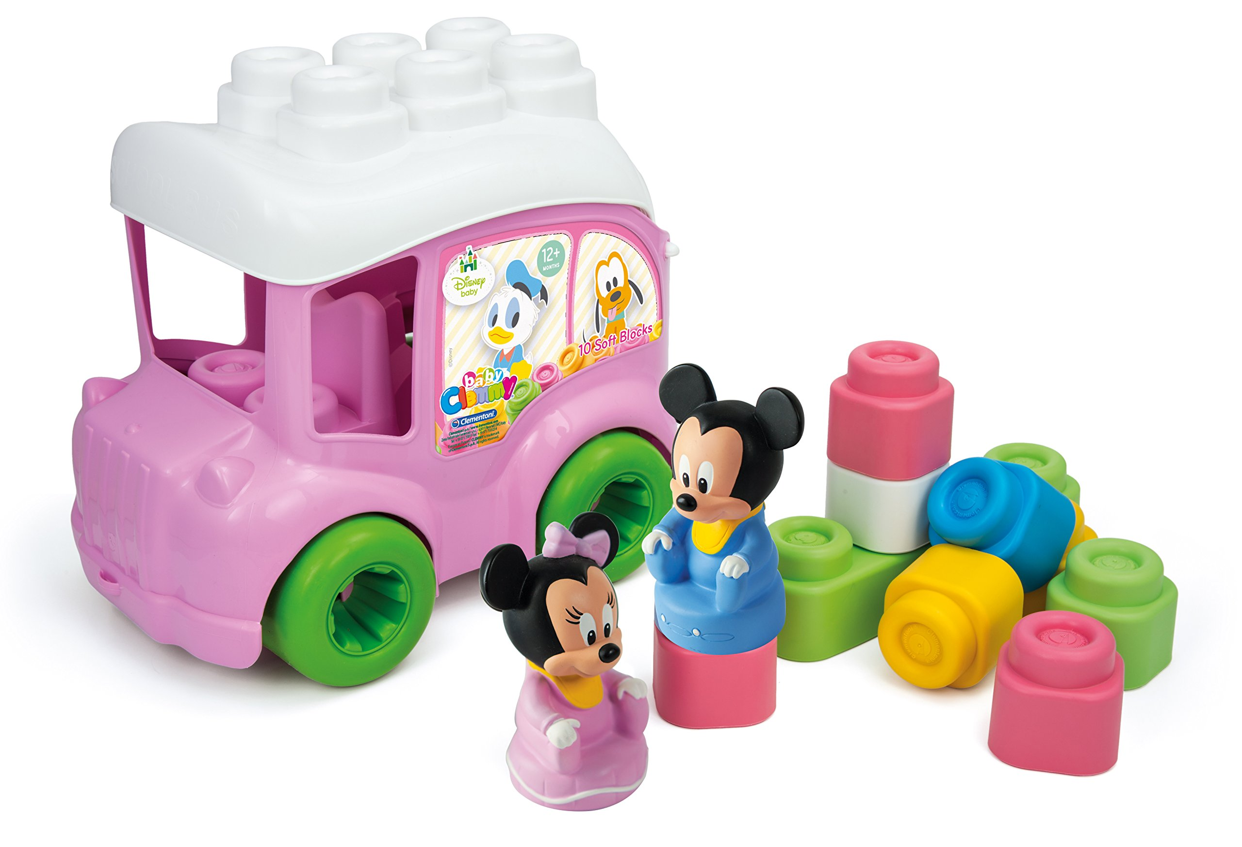 Clementoni - 14825 - Clemmy Bus Minnie product image
