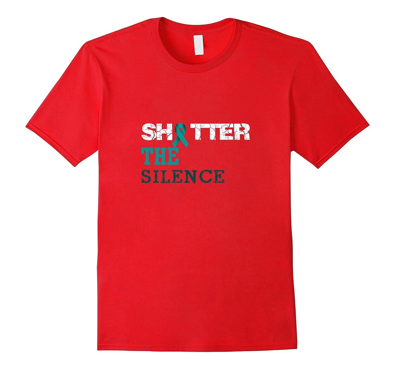 April is Sexual Assault Awareness Month SAAM T shirt-CD