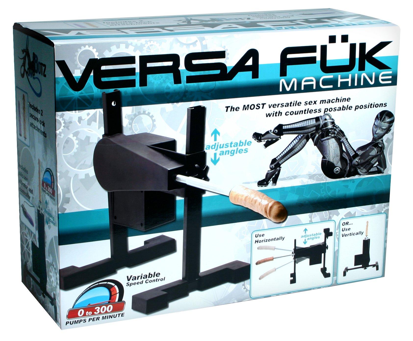 Versa Sex Machine by LoveBotz