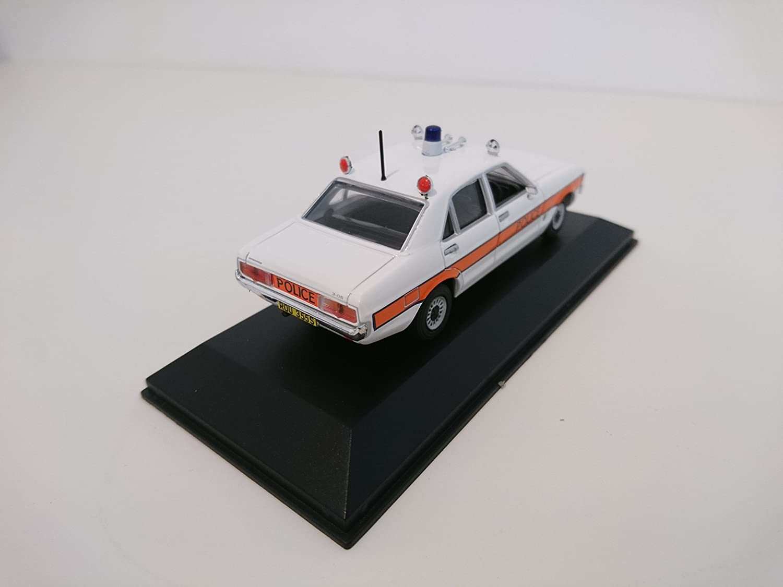 FORD GRANADA MK1 UK Voiture police anglaise 1//43 ATLAS DIECAST MODEL CAR U13