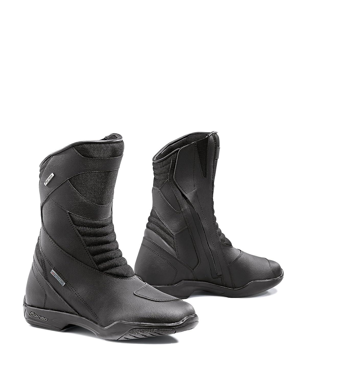 Forma Stiefel Moto Nero WP Eichzulassung CE Schwarz 38