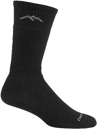e1f368799d5d1 Darn Tough Vermont Merino Wool Dress Crew Sock: Amazon.co.uk: Clothing