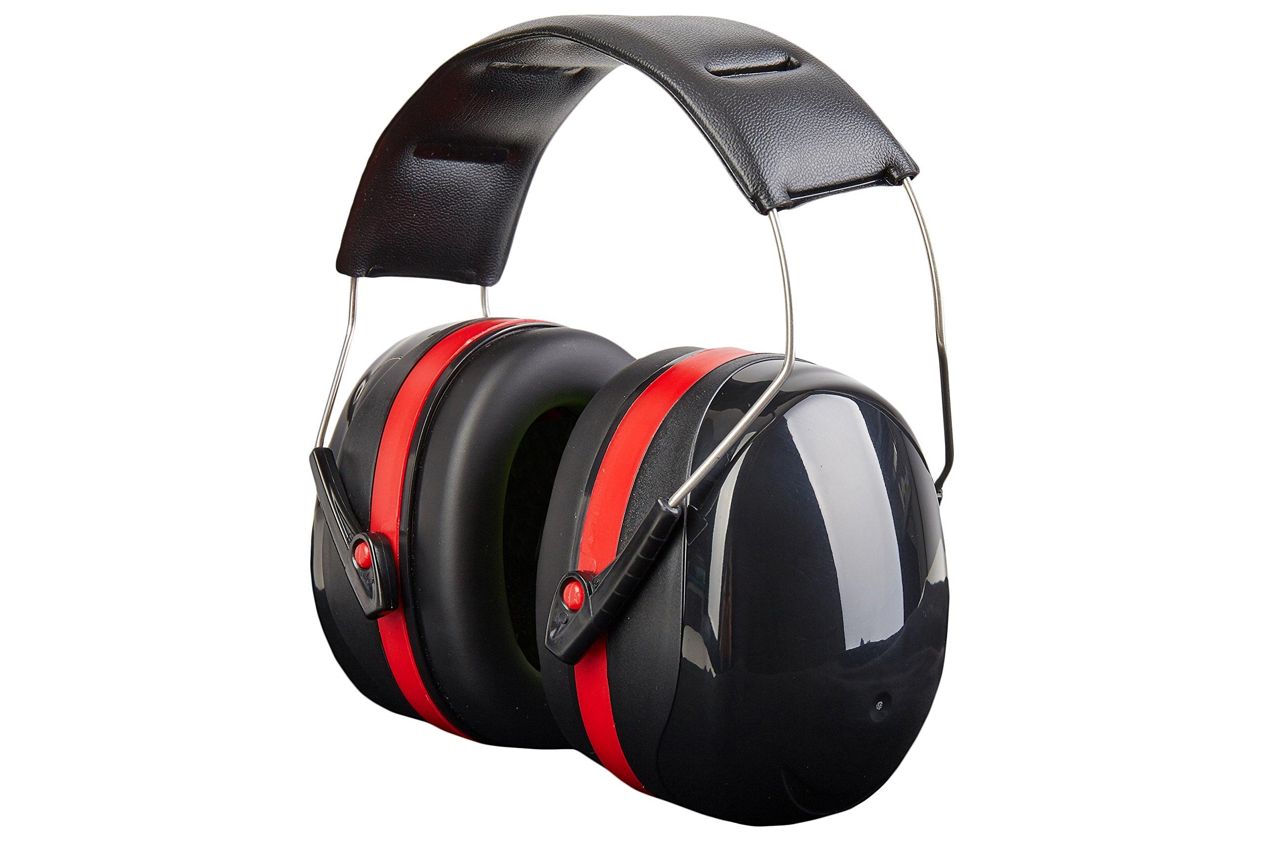Baugewerbe Hilfreich Gesichtsschutzschirm Mit Gehörschutz Visier Klar Klappbar ZuverläSsige Leistung