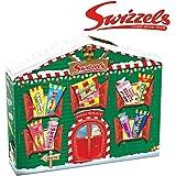 Swizzel retro sweet shop box advent calendar Xmas Christmas candy sweets retires hers Parma's suashies