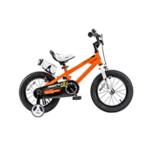 Royalbaby BMX bike