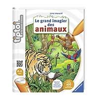 Ravensburger - 00648 - Tiptoi - Livre - Grand Imagier Animaux