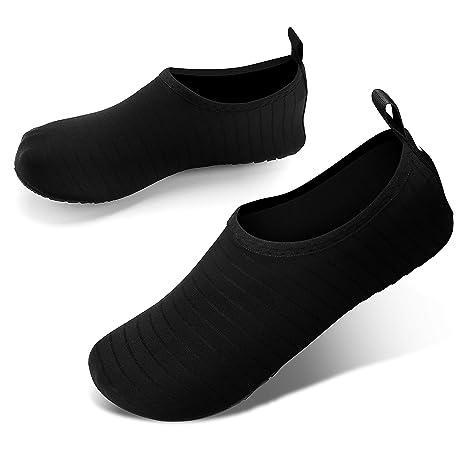 JOTO Zapatos de Agua para Mujer Hombre Niño, Zapatillas ...