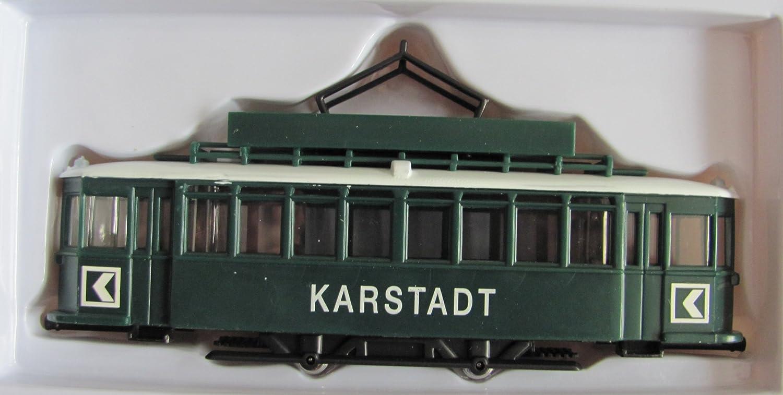 Karstadt Nr. - 125 Jahre Hechtwagen - Straßenbahn Grell