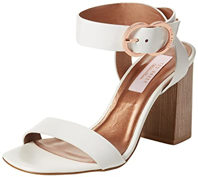 527e57486caa Ted Baker Women s Vallama Ankle Strap Sandals  Amazon.co.uk  Shoes ...