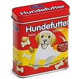 Erzi Hundefutter in der Dose, Spielzeug-Hundefutter, Kaufladenzubehör