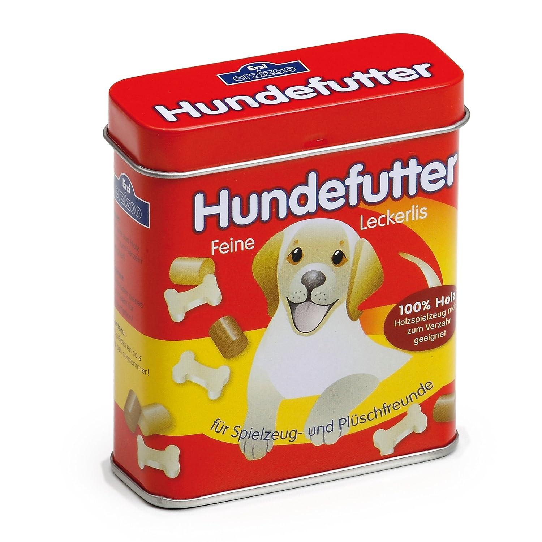 Erzi Hundefutter in der Dose - Spielzeug-Hundefutter für den Kaufladen