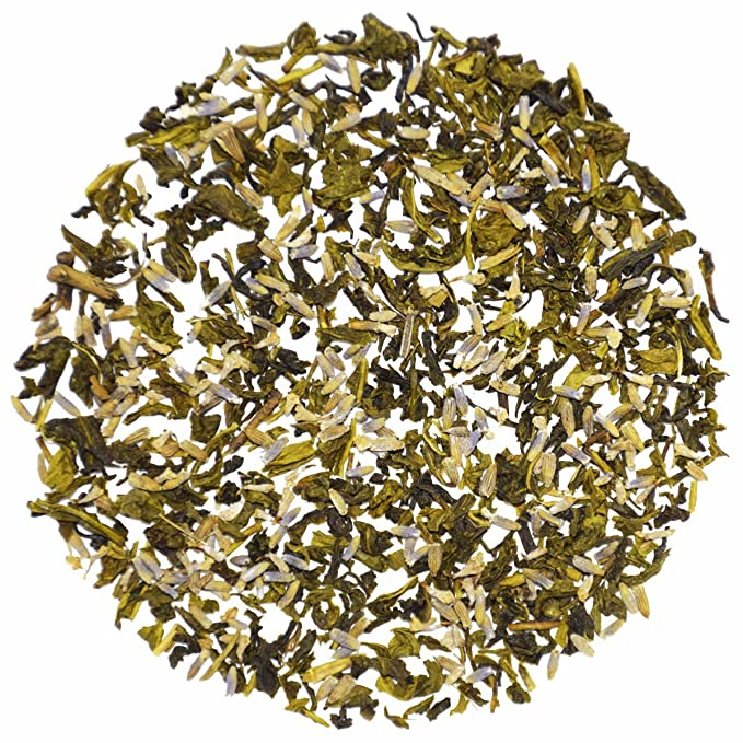 The Indian Chai Lavender Earl Grey Green Tea 500g Bergamot Tea