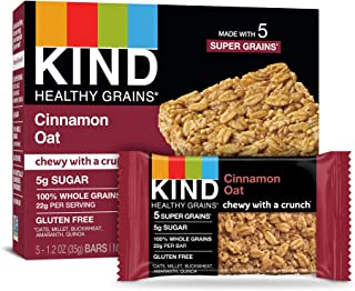 product image for KIND Healthy Grains Bars, Cinnamon Oat, 40 Count