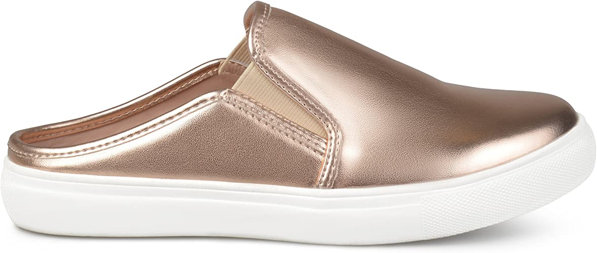 Brinley Co. Womens Wells Faux Leather