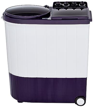 Whirlpool 8.5 kg Semi-Automatic Top Loading Washing Machine (ACE 8.5 XL, Royal Purple)