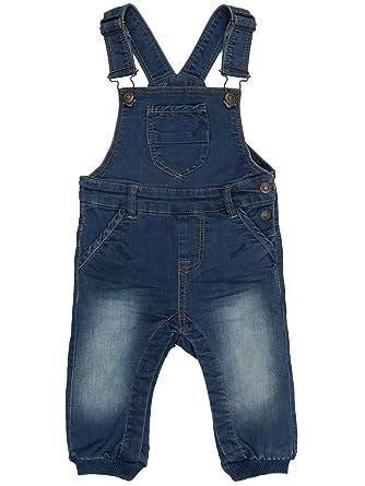 verschiedene Stile 100% Zufriedenheit Outlet-Verkauf NAME IT Baby Jungen Super-Stretch Jeans-Latzhose, Kinder ...