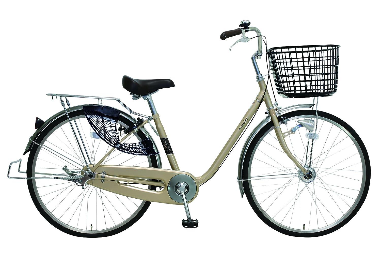 marukin(マルキン) 完全組立 24インチ自転車 LEDオートライト B077Y89Y4Cライトゴールド