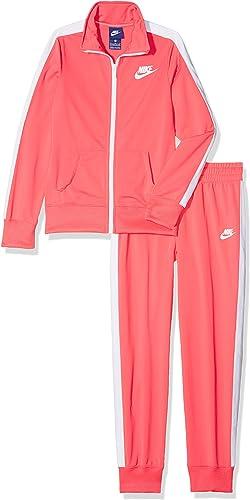 Nike G NSW TRK Suit Tricot Chándal, Niñas: Amazon.es: Ropa y ...