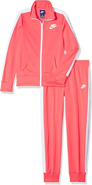 Desconocido Nike G NSW TRK Suit Tricot Chándal, Niñas: Amazon ...