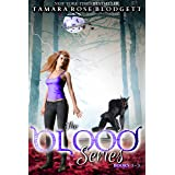 The Blood Series Book Bundle 1-3 (A Rejected Mate Shifter Young Adult / Teen Romance )