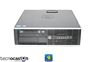 Amazon.com: HP Compaq 6200 Pro SFF Desktop PC - Intel Core i5 3.1 ...