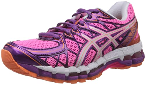 0d2a069a1314 Image Unavailable. Image not available for. Colour  ASICS Women s Gel-Kayano  20 Pink