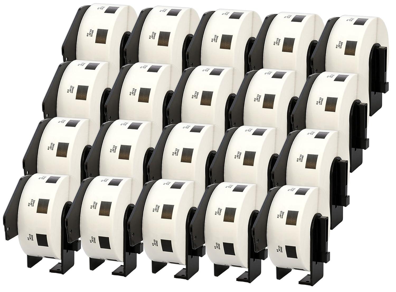 10x DK-11201 29 x 90 90 90 mm Adressetiketten (400 Stück Rolle) kompatibel für Brother P-Touch QL-1050 QL-1060N QL-1110NWB QL-1100 QL-500 QL-500BW QL-570 QL-580 QL-700 QL-710W QL-800 QL-810W QL-820NWB B074RPHY58 | Sale Online  44829a