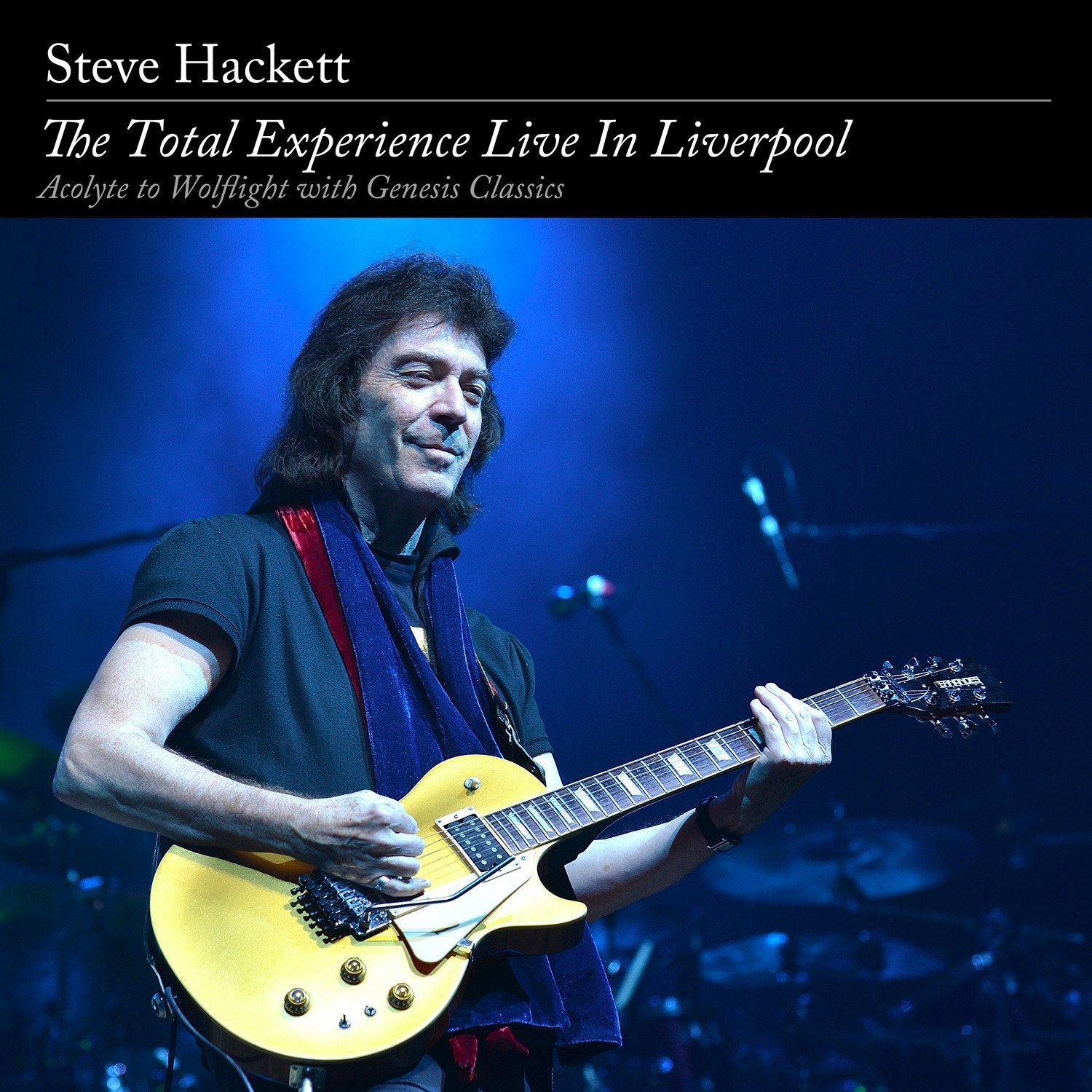 The Total Experience Live in Liverpool (2CD+2DVD Digipak) - Steve ...