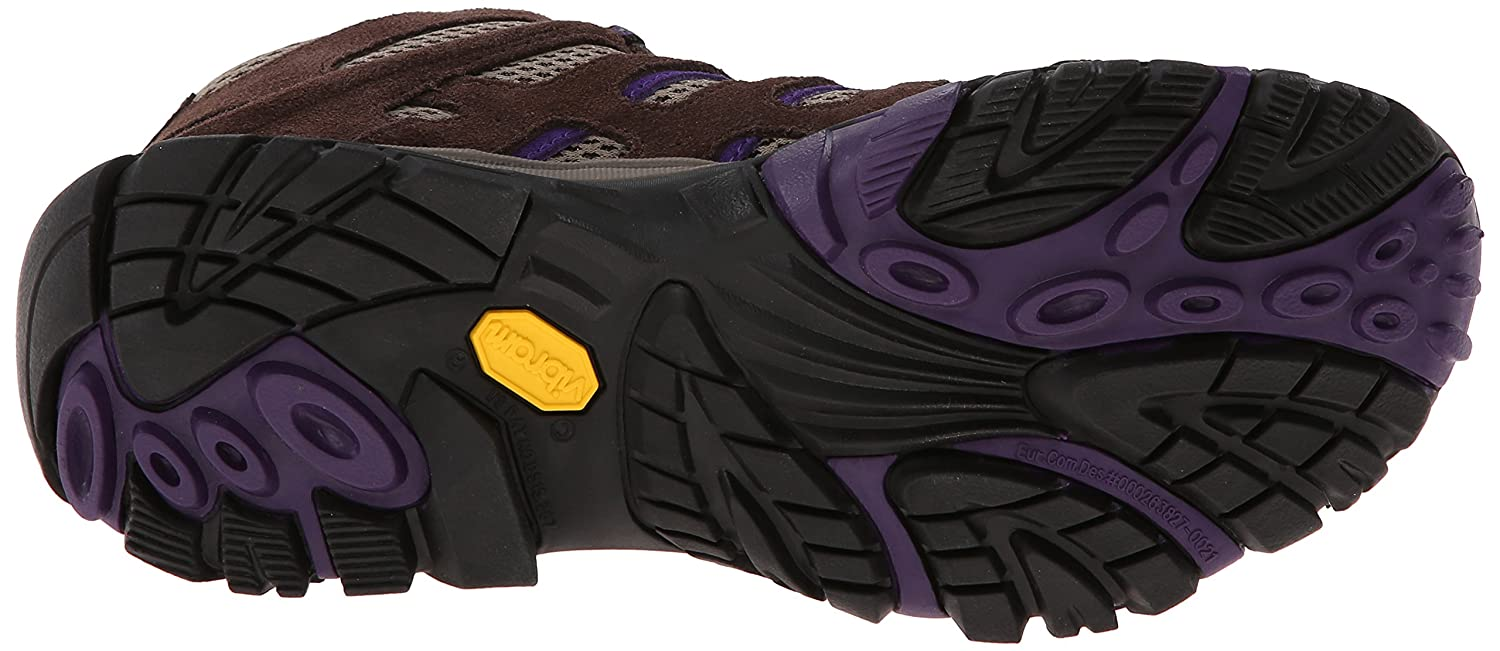 Amazon.com | Merrell Women's Moab Ventilator Mid Hiking Boot | Hiking Boots