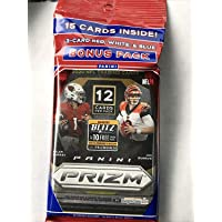 $41 » 2020 Panini Prizm Football CELLO pack (15 cards/pack)