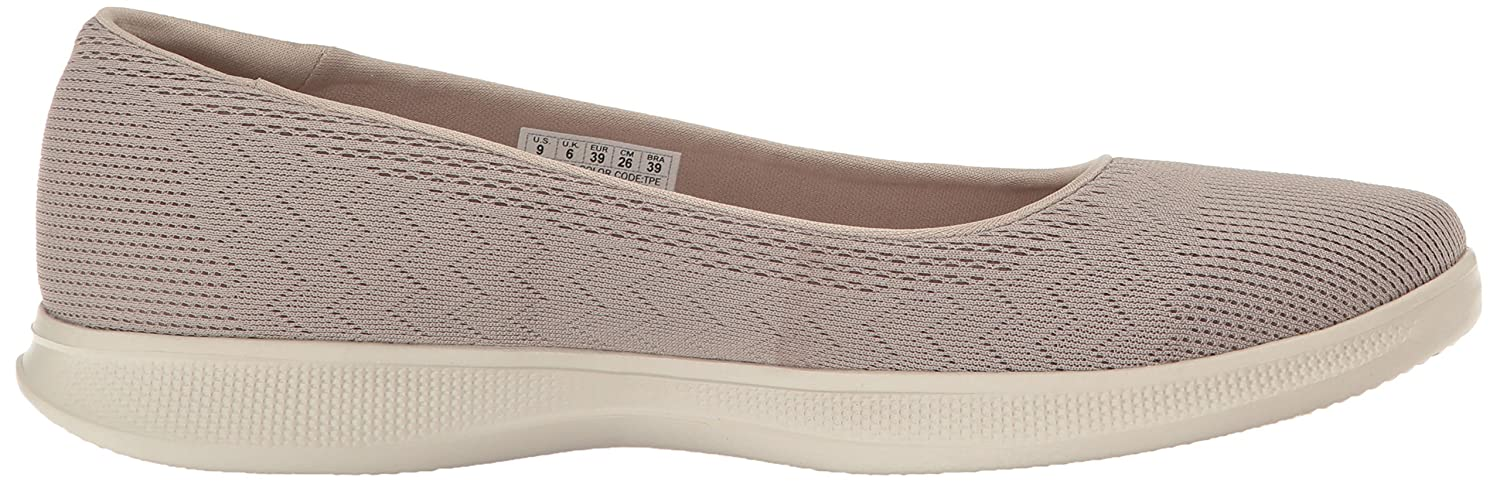 Skechers Performance Women's Go Step Lite-Solace Walking US|Taupe Shoe B01MQWN1ZN 6.5 B(M) US|Taupe Walking 502afc