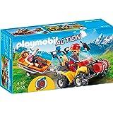 PLAYMOBIL 9130 - Bergretter-Quad