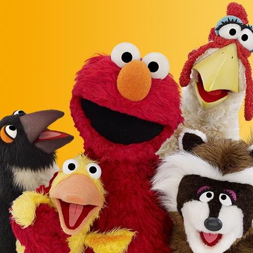 Babies Games Muppet (Elmo's Animals)