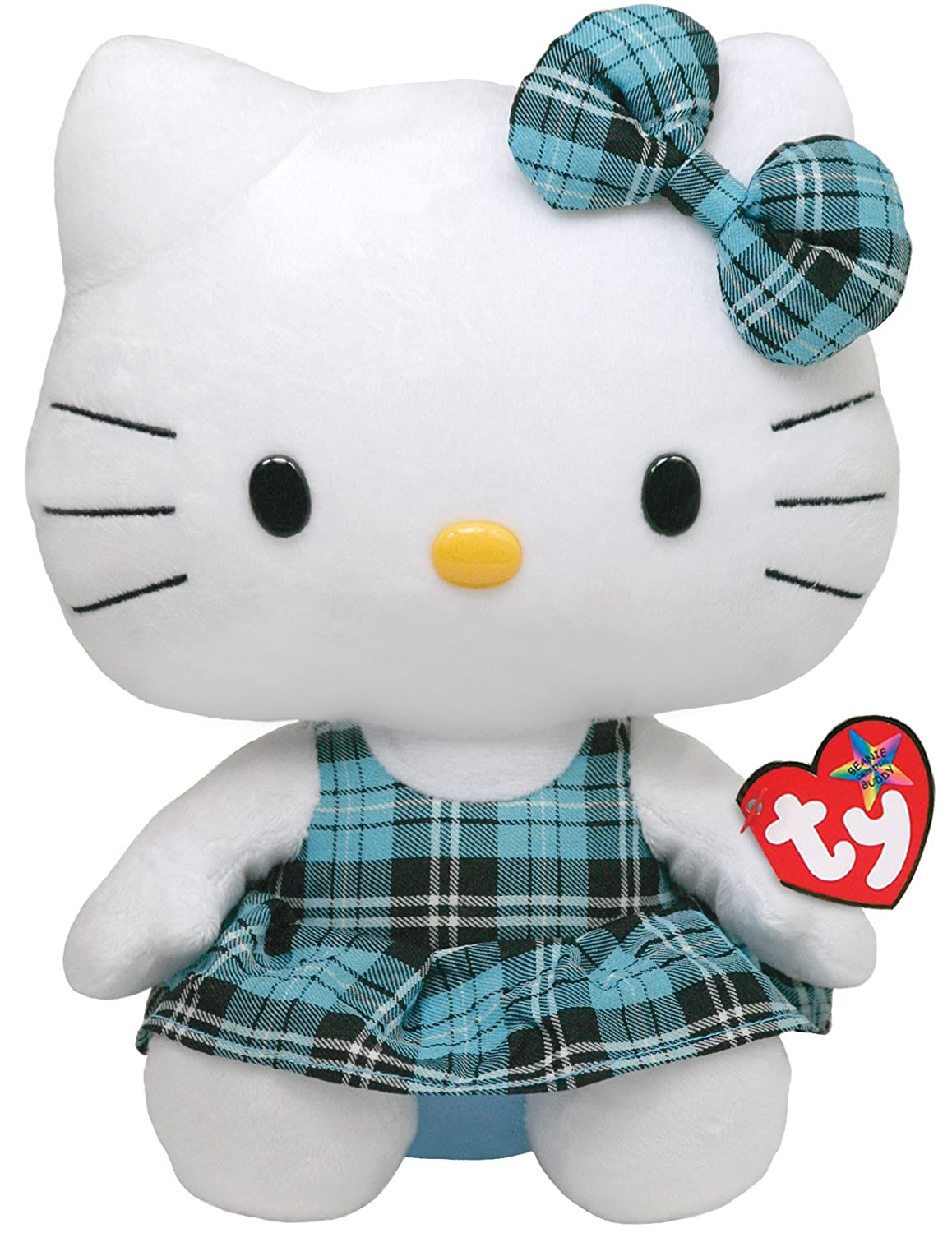 Hello Kitty - Schottenrock 24cm