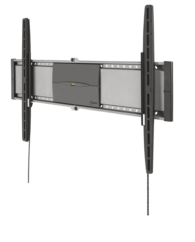 Vogel's EFW 8305 TV-Wandhalterung für 102-203 cm (40-80 Zoll) Fernseher, starr, max. 70 kg, Vesa max. 800 x 450, schwarz