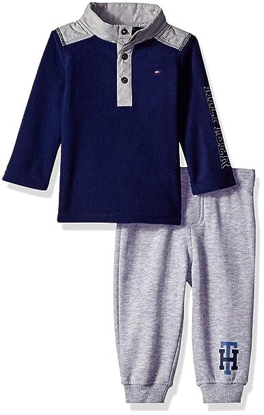 Amazon.com: Tommy Hilfiger - Conjunto de pantalones para ...
