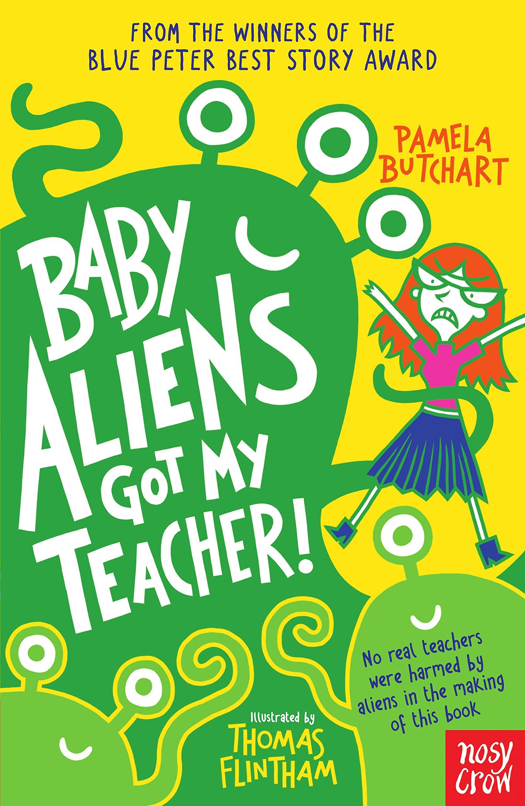 Download Baby Aliens Got My Teacher PDF