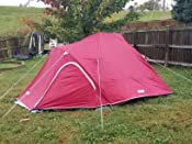 Customer image & Amazon.com : Coleman Hooligan Tent : Sports u0026 Outdoors