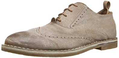 Steve Madden Men's Stark Oxford, Tan, ...