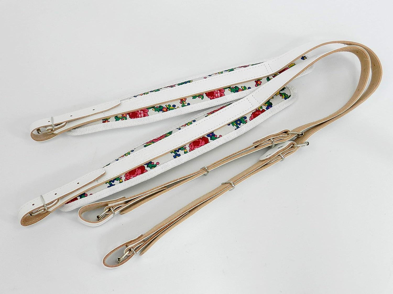 Les bretelles pour accordéon, le coussin BELTI ASM120 Tybet (80 Bass, Black)