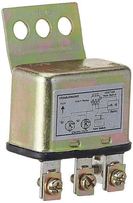 3 Pin Horn Relay Diagram | Wiring Diagram Jd C A V Horn Relay Pin Wiring Diagram on