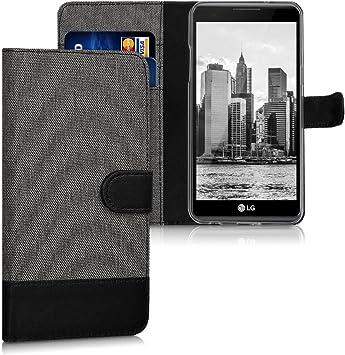 kwmobile Funda Compatible con LG X Power: Amazon.es: Electrónica